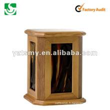 urnes en bois bon marchés pour animal de compagnie JS-URN160