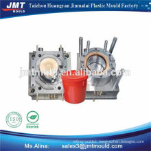 plastic paint bucket mould hot runner best cooling