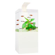 Heto Aquarium Glass Fish Tank Akwarium