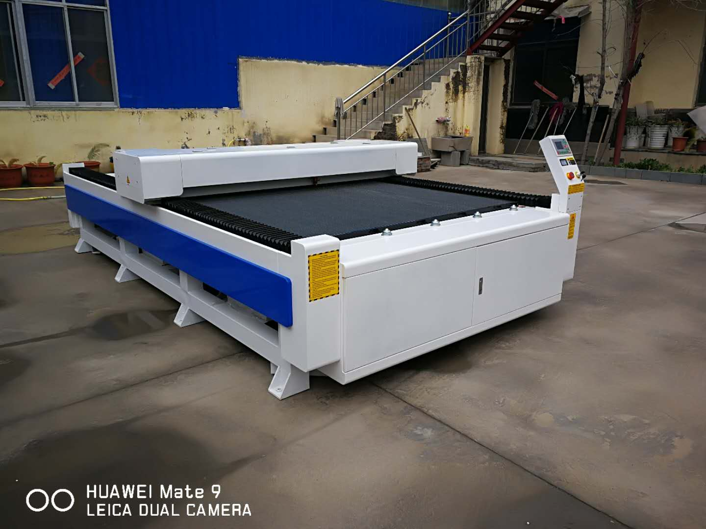 flatbed laser cutting machine 1325