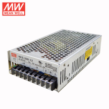 12V power supply 200W with UL cUL approved NES-200-12 MEAN WELL original