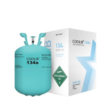 13.6kg cylinder HFC R134a refrigerant gas with 99.9% purity