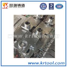Kundengebundene Hersteller-hohe Präzision CNC, die Komponenten maschinell bearbeitet