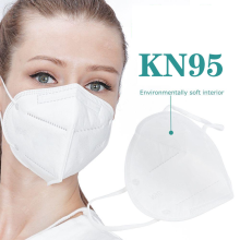 5 Ply KN95 Face Respirator With Filter Layer