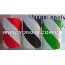 PVC-Warnband für die Bodenmarkierung