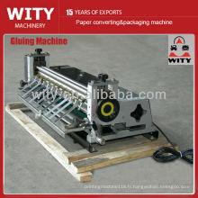 Modèle GJS700 / 550 Desktop Gluing Machine (vitesse réglable)