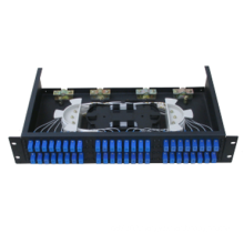 48 Core Sc Adapter Fiber Terminal Box