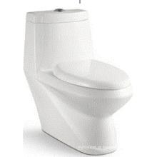 Nice Design lavatório One-Piece Toilet (6508)
