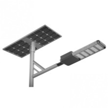Lampadaire LED solaire 120W