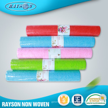 Fancy Wholesale Non Woven Xmas Christmas Gift Wrapping Paper Roll