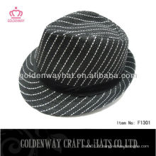 2013 Papier Fedora Hat Grossiste usine professionnel