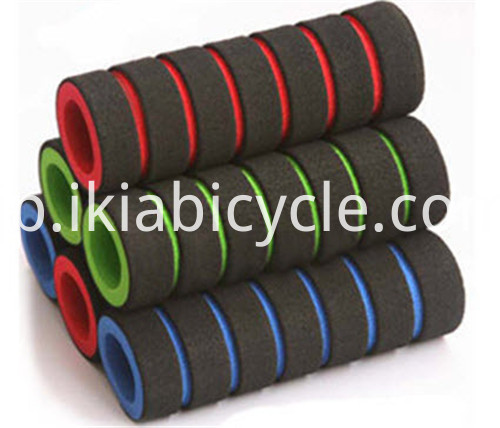 Rubber Sponge Bicycle Grips