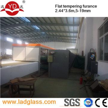 Verre trempe four (YD-F-1525) avec le certificat de la vente chaude