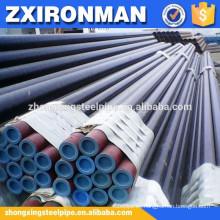 DIN2394 A197 calor intercambio de tubos de acero 80 horario de clasificación de la presión