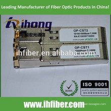 Kupfer SFP Transceiver kompatibel mit verschiedenen Schaltern