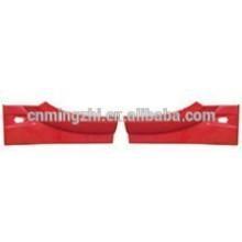 Howo FRENTE FENDER WG1642230107 / WG1642 230108 W / PAINT peças de caminhão chinês