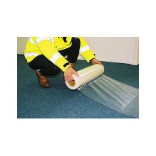 Película de protección PE para alfombra