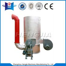 Environmental friendly vertical hot air furnace