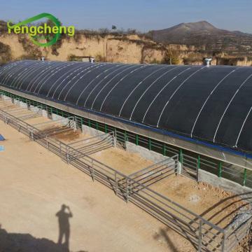 Waterproof membrane uv treated hdpe tarp