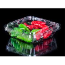 Clamshell Vegetable Packaging Box