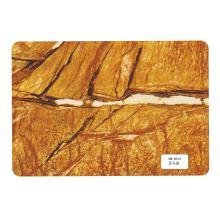 Painéis de mármore PVC folha UV barato e de alta qualidade mármore Artificial