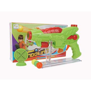 Plastic Electric Toy B/O Gun (H9785001)