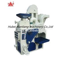 Paddy do motor diesel 1000kg / h Auto moinho de arroz / maquinaria da maquinaria do arroz e máquina de processamento