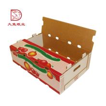 Fabrik direkt neueste billige Phantasie Kartons Großhandel für Obst