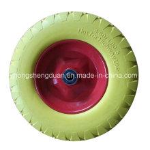 Factory Price 400-8 PU Foam Wheel