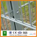 ISO9001 Professioneller Hersteller Anping Shunxing Fabrik geschweißter Doppeldrahtzaun