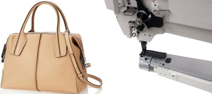 Cylinder Arm Leather Bags Sewing Machine -3