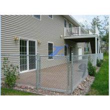 Супер хорошее качество цепи ссылку/Алмазный двор забором на продажу