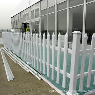 horizontal aluminum fence bed fence