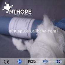 Rollo de algodón hidrofílico absorbente 100% algodón