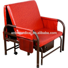 Luxus-Rot-Farb-Gaststuhl