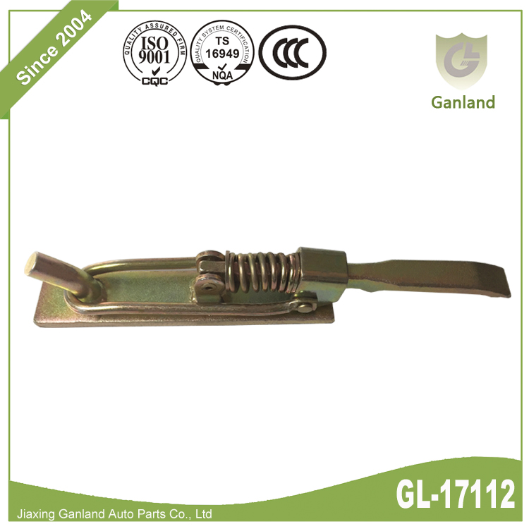 Fastener large spring loaded GL-17112