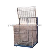 Cremalheiras de secagem para serigrafia produtos/Secagem Rack Trolley