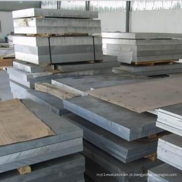 Feito na China 6082-T651 Placa de liga de alumínio