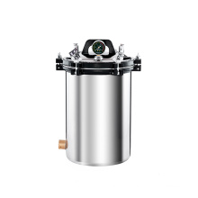 Cheap price medical portable autoclave vertical sterilizer in hospital