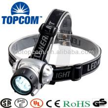Iluminación láser EVER Productos Promotinal de negocios Lámpara de cabeza Led