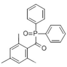 Óxido de difenil (2,4,6-trimetilbenzoil) fosfina TPO CAS 75980-60-8