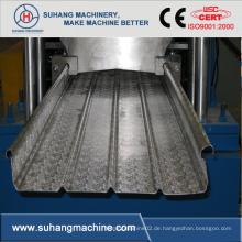 CE & ISO Qualität Bemo Stehende Dachplatte Roll Forming Machine