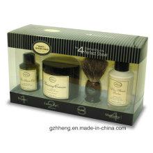 OEM Transparent Packaging Plastic Box for Cosmetics (PVC box)