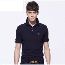 2016 Hot vender moda personalizado 100% algodão pólo homens