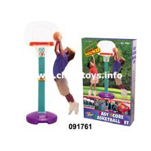 Niños de pie Basketball Board con baloncesto, bombas de mano, destornillador (091761)