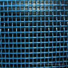2-Schuppen 100% Polyester Plain Woven Mesh-Gewebe