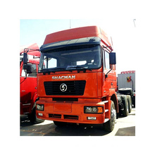 China ShaanxiShacman LNG 6X4 Truck Head Tractor Truck Trailer for Sale