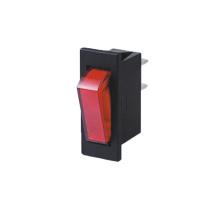 Illuminated Standard lug Automotive Rocker Switch