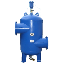 Separador de filtro de aire Vortex DN100