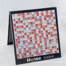 England Style Building Red and Purple Color Mosaic Wall Tiles